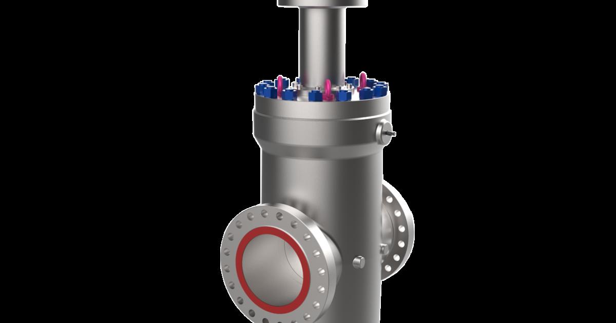 Double expanding gate valve | Velan ABV